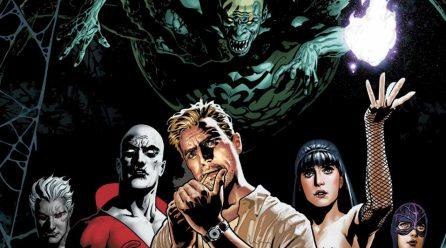Zatanna y Constantine preparan sus series de TV