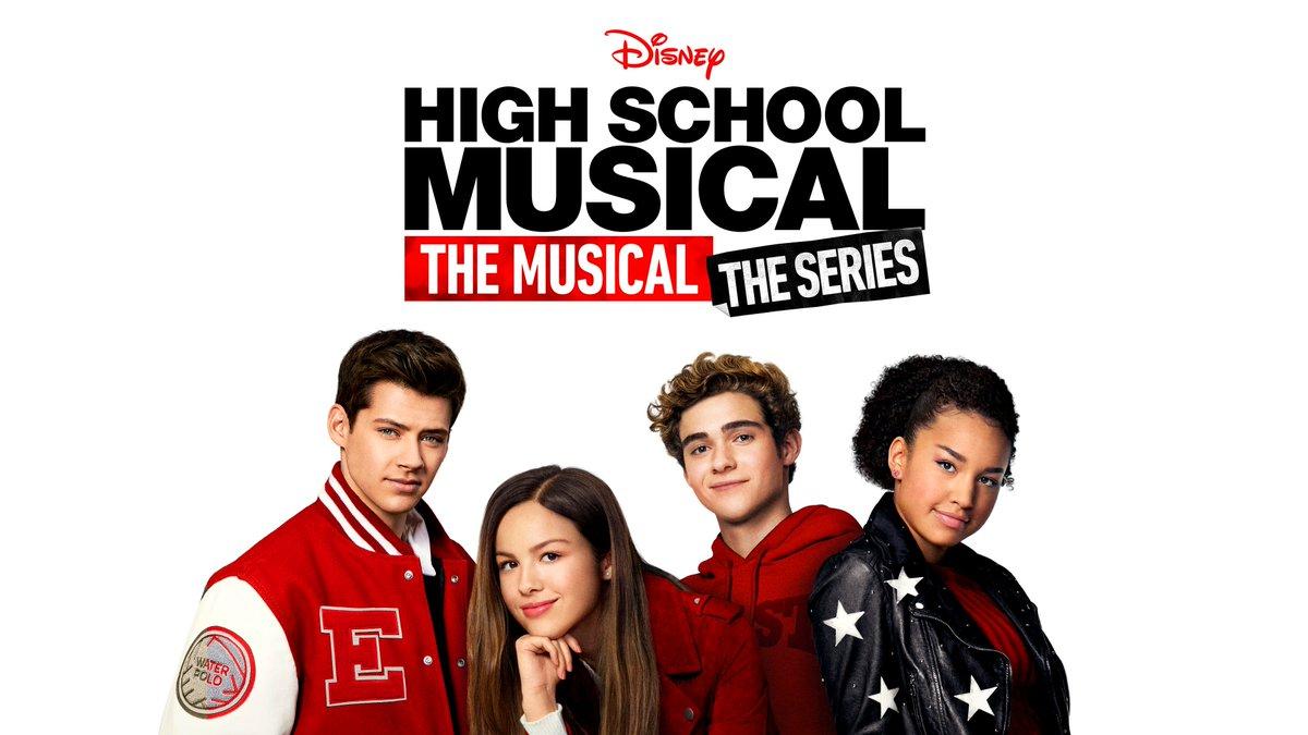 High School Musical: The Musical: The Series estrena el trailer de su segunda temporada