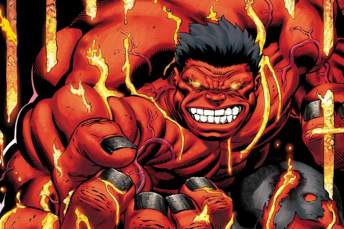 La serie de She-Hulk podría incluir a Red Hulk
