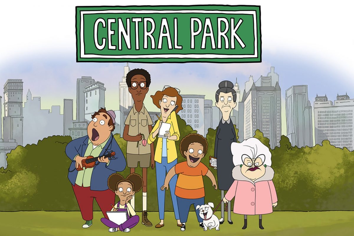 Central Park estrena el trailer de su segunda temporada