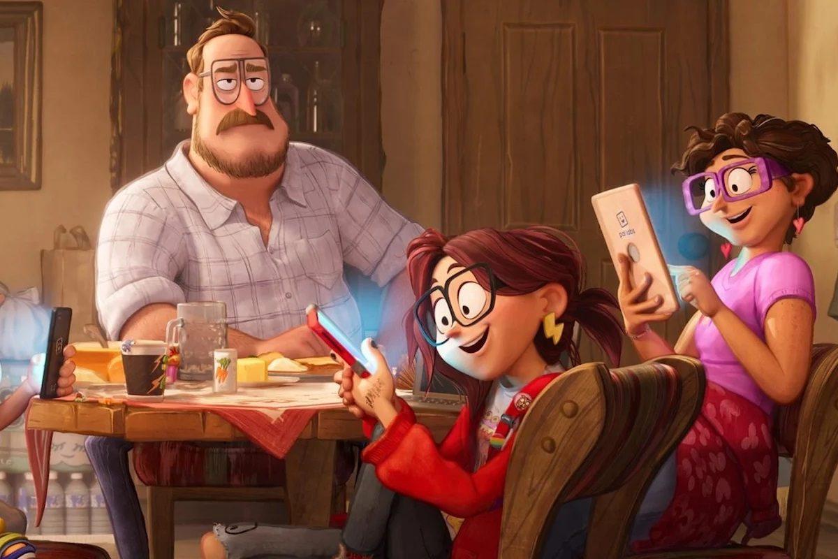 La familia Mitchell vs. las Máquinas estrena un nuevo trailer completo