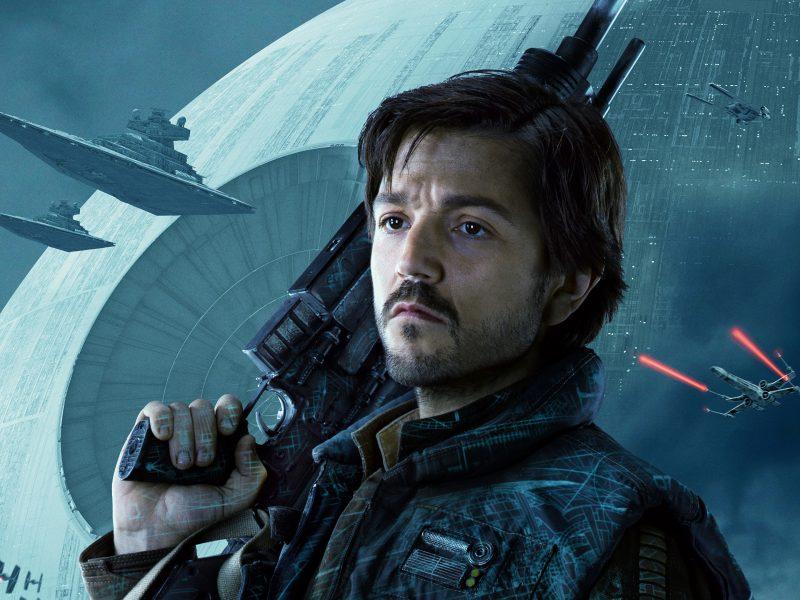 Star Wars: Diego Luna protagoniza nuevas imágenes desde el set de Andor