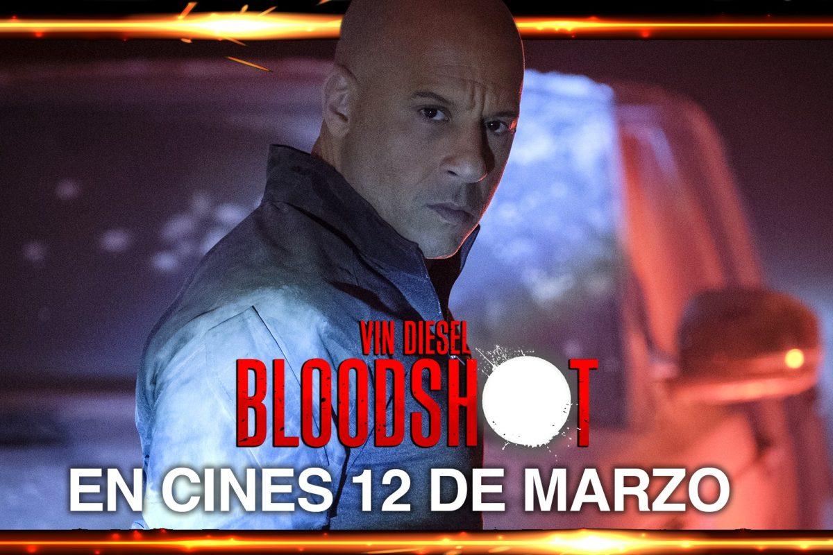 REVIVE EL TRAILER DE BLOODSHOT