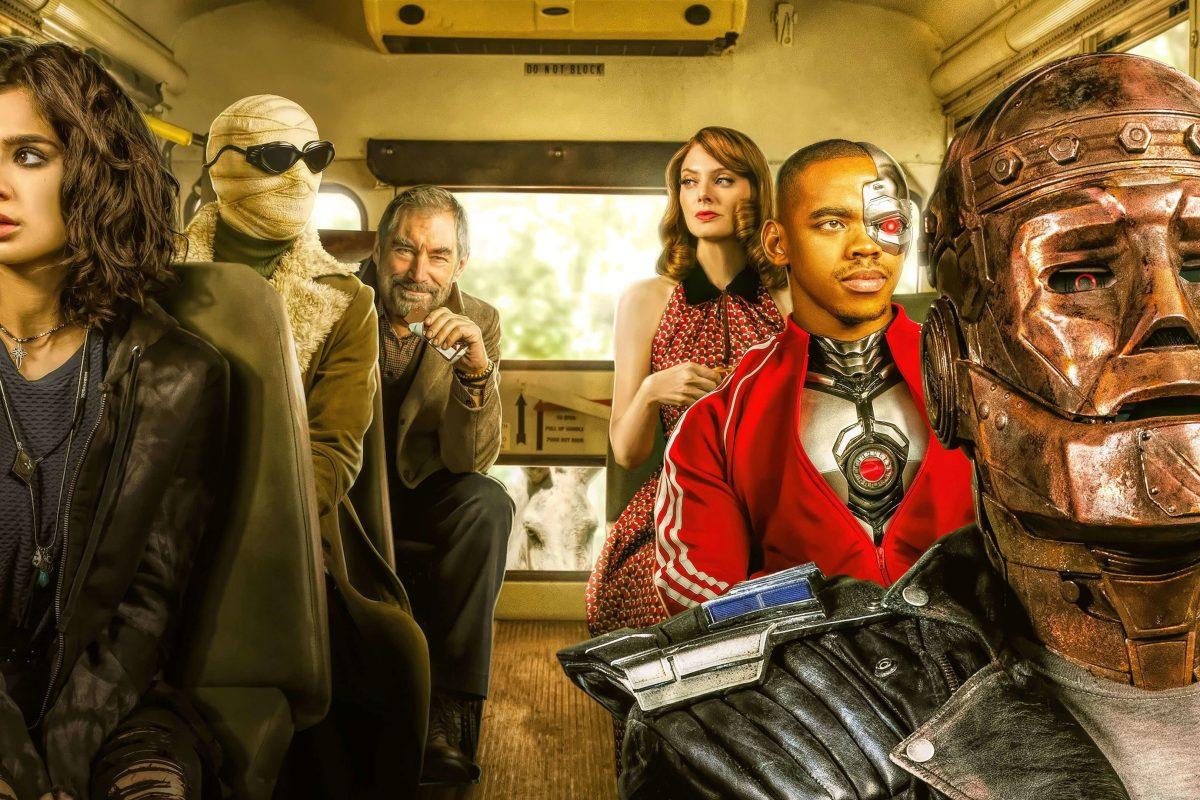 Doom Patrol comenzó la producción de su tercera temporada