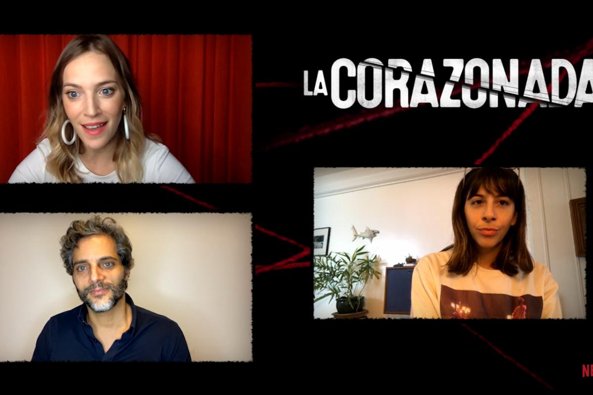 La Corazonada: Luisana Lopilato y Joaquín Furriel nos hablan sobre la primera película de Netflix Argentina