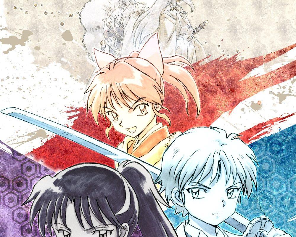 Inuyasha estrena el trailer de su spin-off