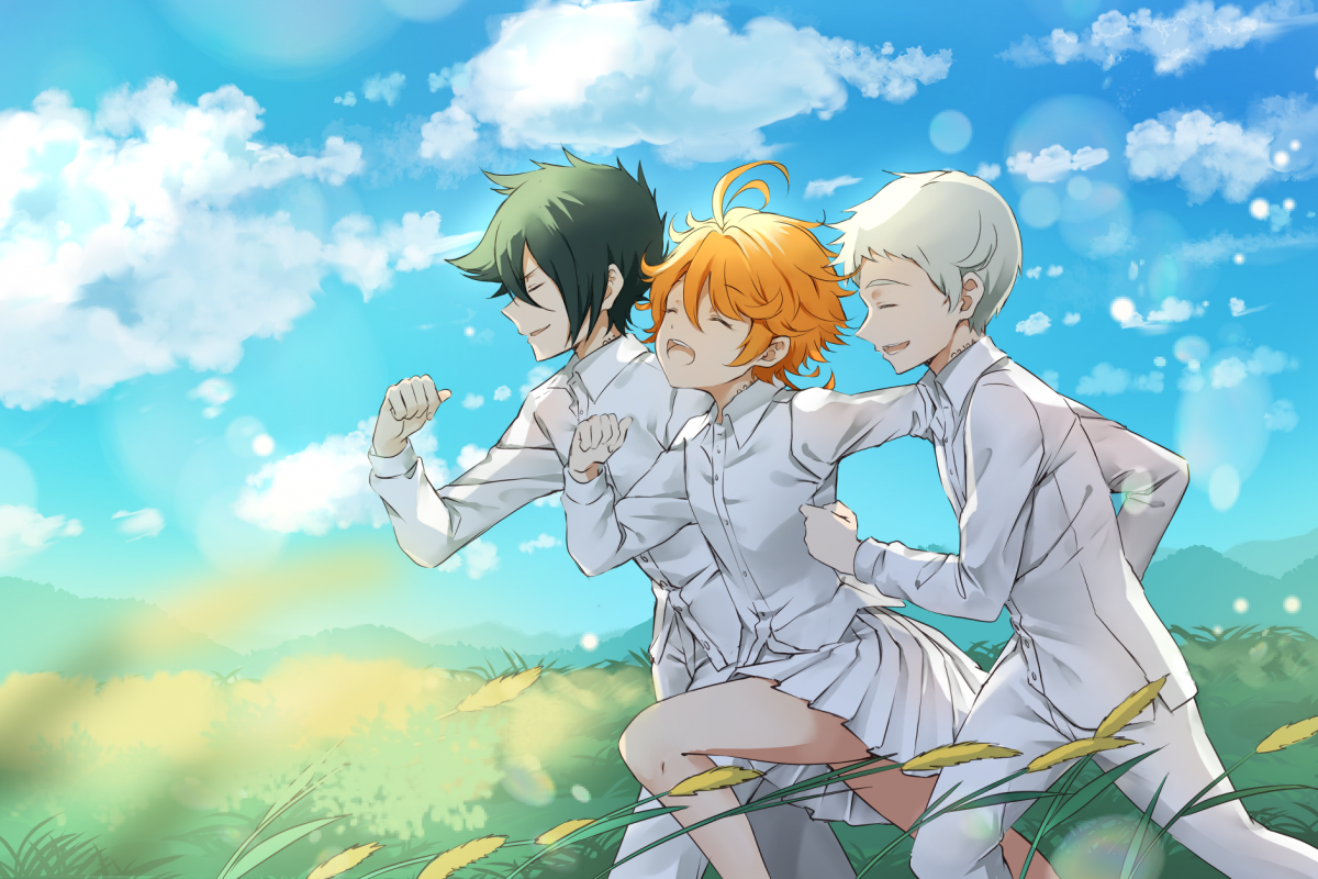 The Promised Neverland tendrá su serie live-action