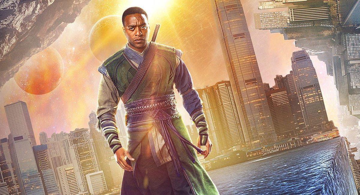 Chiwetel Ejiofor confirma su regreso para Doctor Strange 2