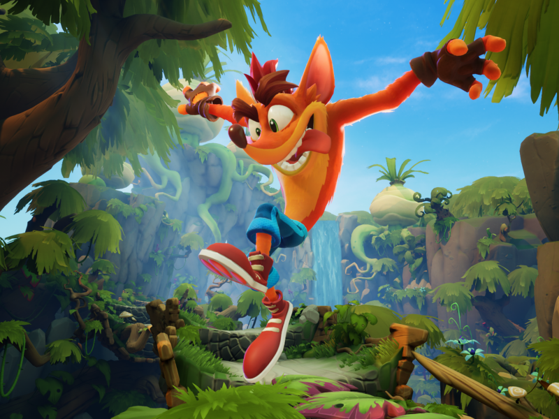 Crash Bandicoot 4: It's About Time estrena su trailer de lanzamiento