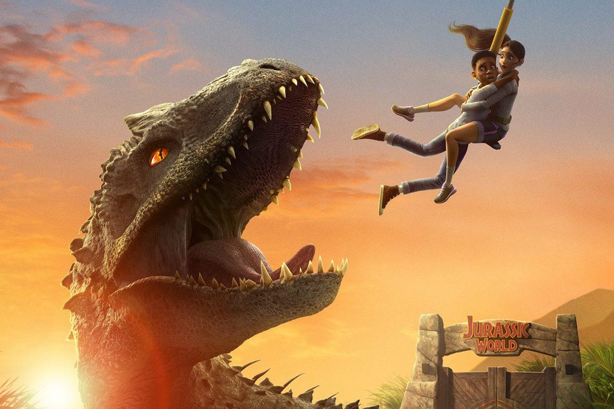 Jurassic World:Campamento Cretácico: El showrunner de la serie animada nos da la bienvenida