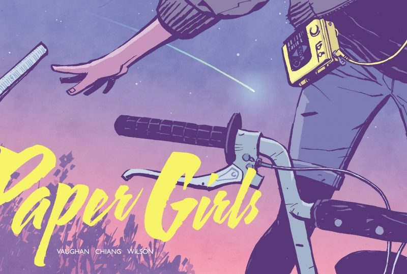 Paper Girls agranda su elenco