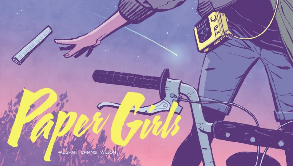 Amazon confirma la serie de Paper Girls