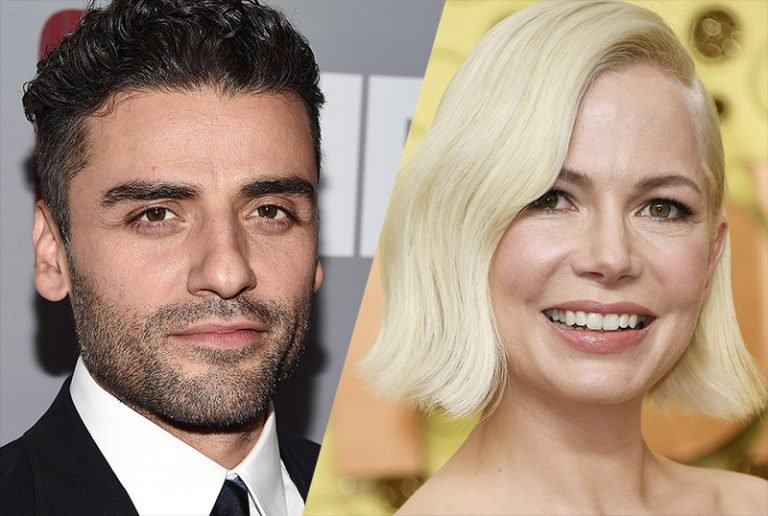 Michelle Williams y Oscar Isaac preparan una nueva serie con HBO