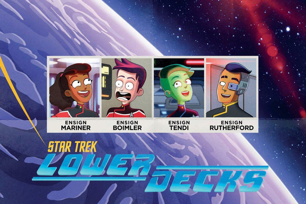 Star Trek: Lower Decks revela el trailer de su segunda temporada