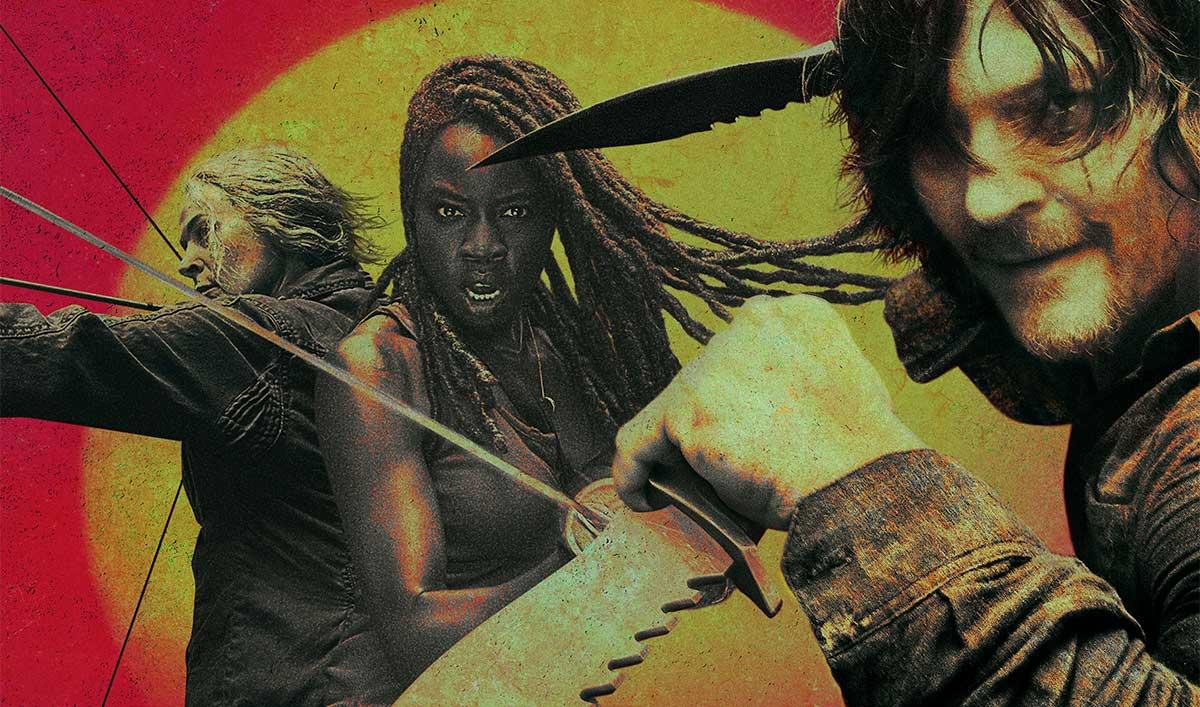 The Walking Dead anuncia su regreso