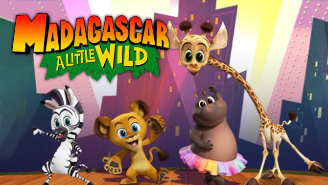 Madagascar: A Little Wild estrena su trailer