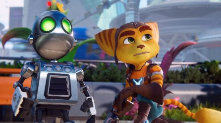 Ratchet & Clank: Rift Apart estrenó un extenso video