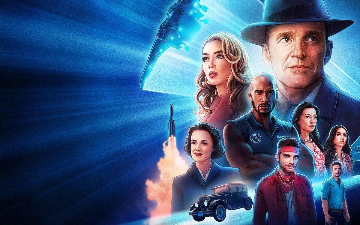 Agents of S.H.I.E.L.D. estrena el trailer de su final