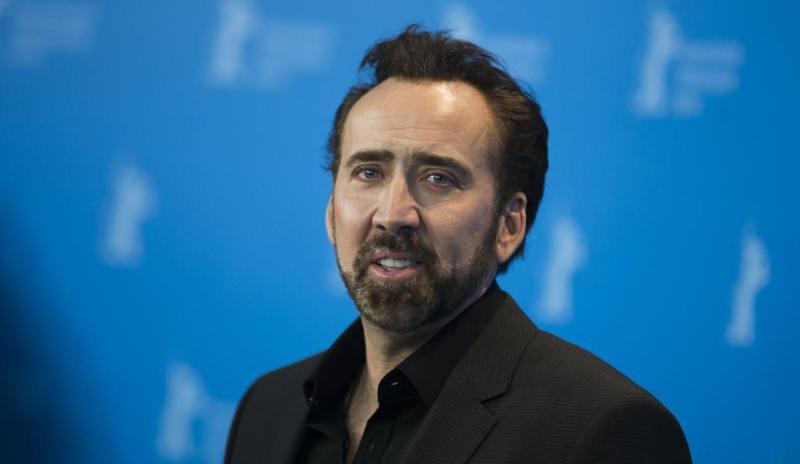 Nicolas Cage confirma una nueva serie con Amazon