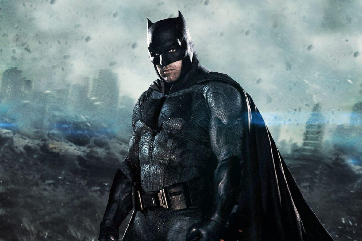 Ben Affleck será Batman en The Flash