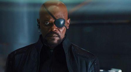Samuel L. Jackson vuelve a convertirse en Nick Fury para Disney Plus
