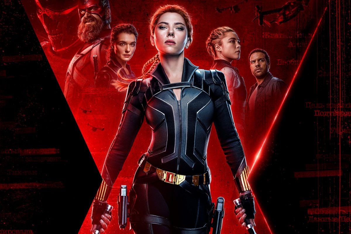 Black Widow confirma su clasificación
