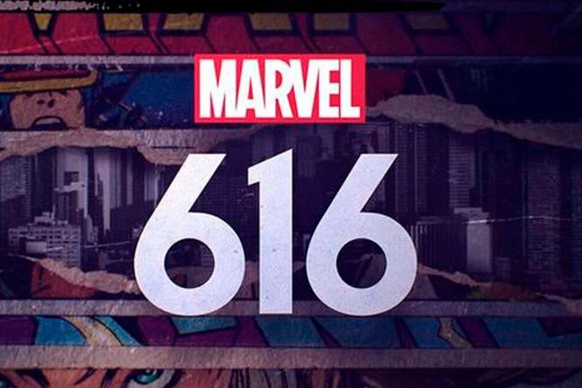 Marvel 616 estrena su trailer
