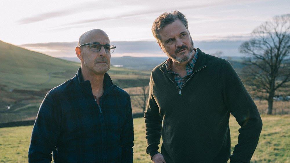 Stanley Tucci y Colin Firth protagonizan el trailer de Supernova