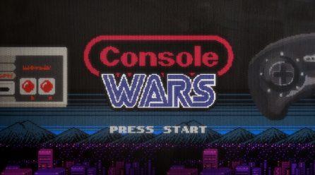 Console Wars estrena su trailer