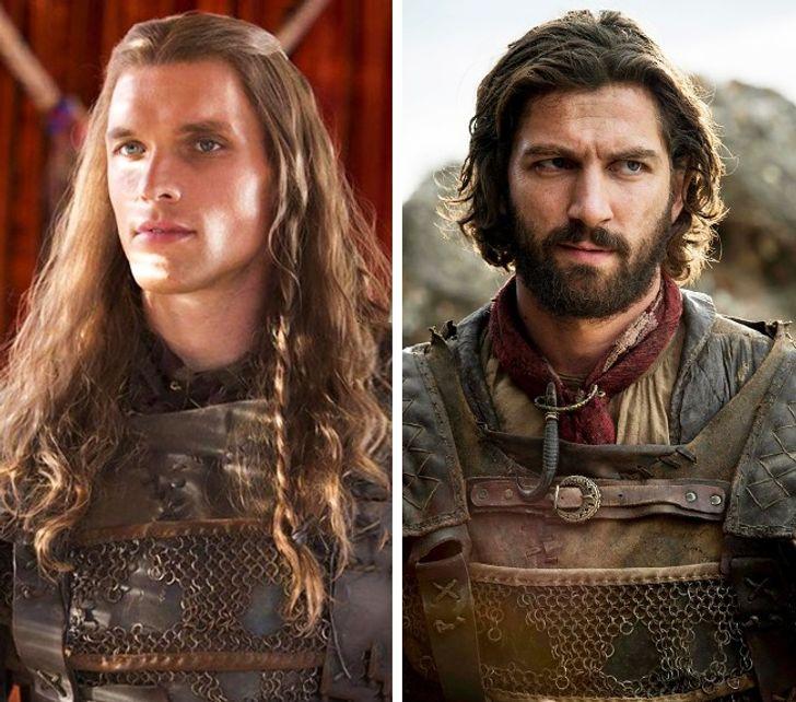 Personajes que fueron reemplazados por otros actores en Game Of Thrones