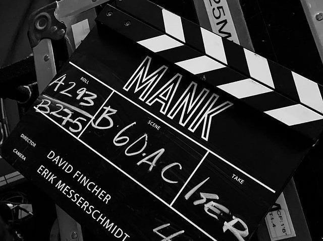 Mank: Primeras imágenes de la película sobre el making of de El Ciudadano Kane