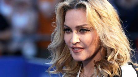 Madonna prepara su biopic