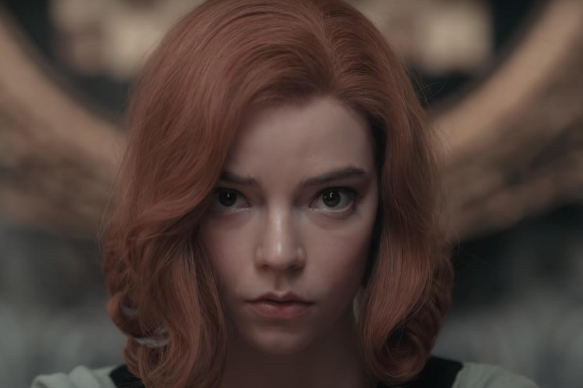 Anya Taylor-Joy protagoniza el primer adelanto de The Queen's Gambit
