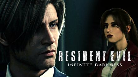 Resident Evil: Infinite Darkness revela su primera escena