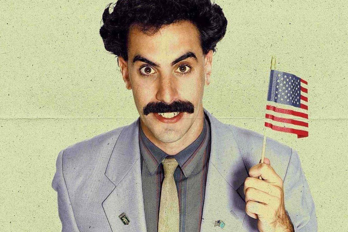 Borat 2: Trailer de la versión extendida