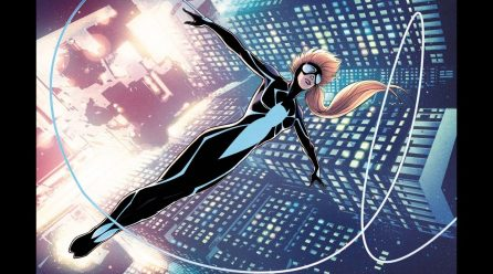 Sony prepara una película de Spider-Girl