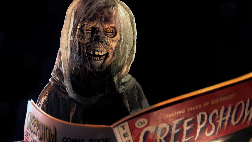Creepshow estrena el trailer de su especial animado