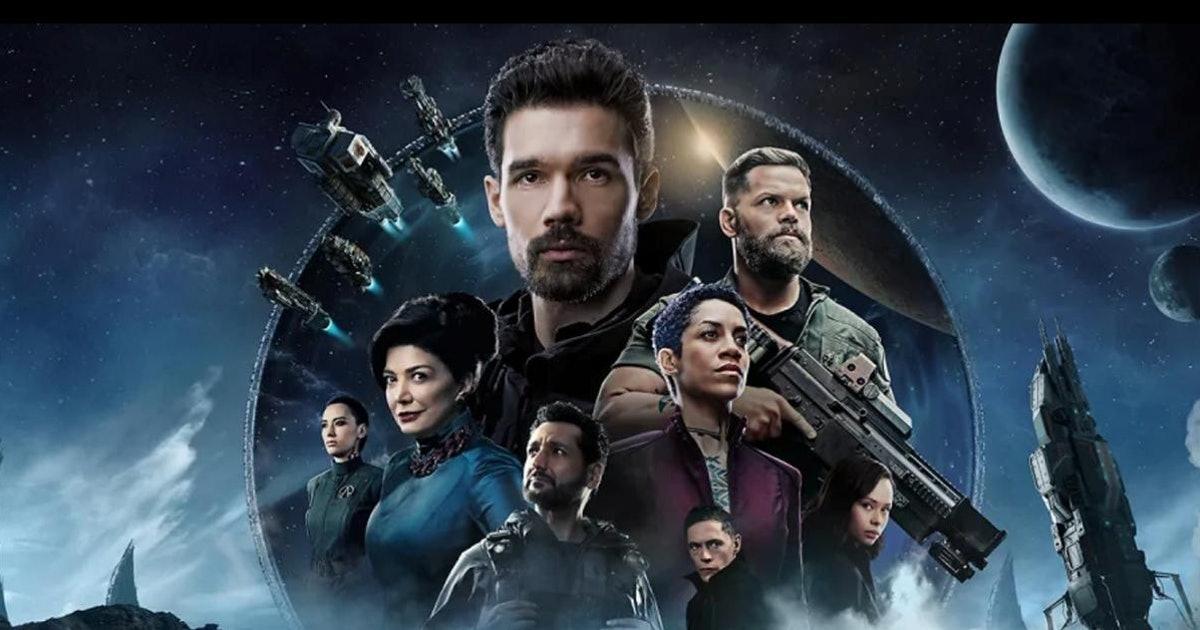 The Expanse estrena el trailer de su quinta temporada