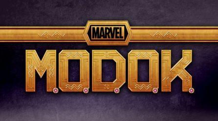 Marvel revela el primer vistazo a M.O.D.O.K.
