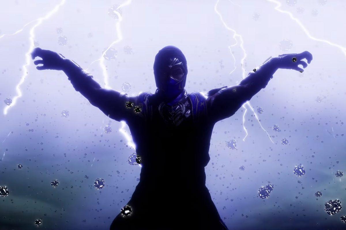 Rain protagoniza el nuevo trailer de Mortal Kombat 11 Ultimate