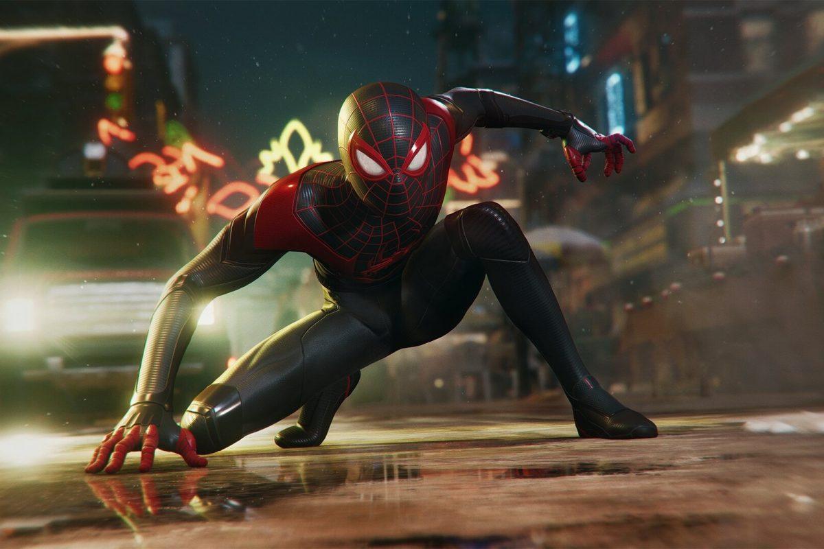 Spider-Man: Miles Morales estrena un nuevo adelanto