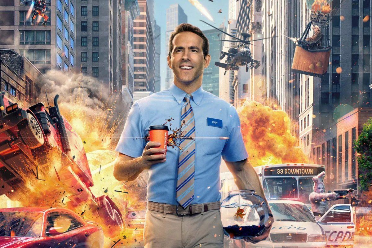 Free Guy rinde homenaje a varios videojuegos con sus nuevos posters