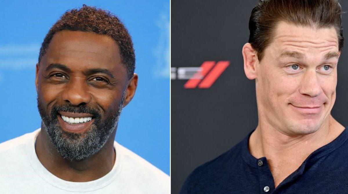 Idris Elba y John Cena se juntan para una nueva película