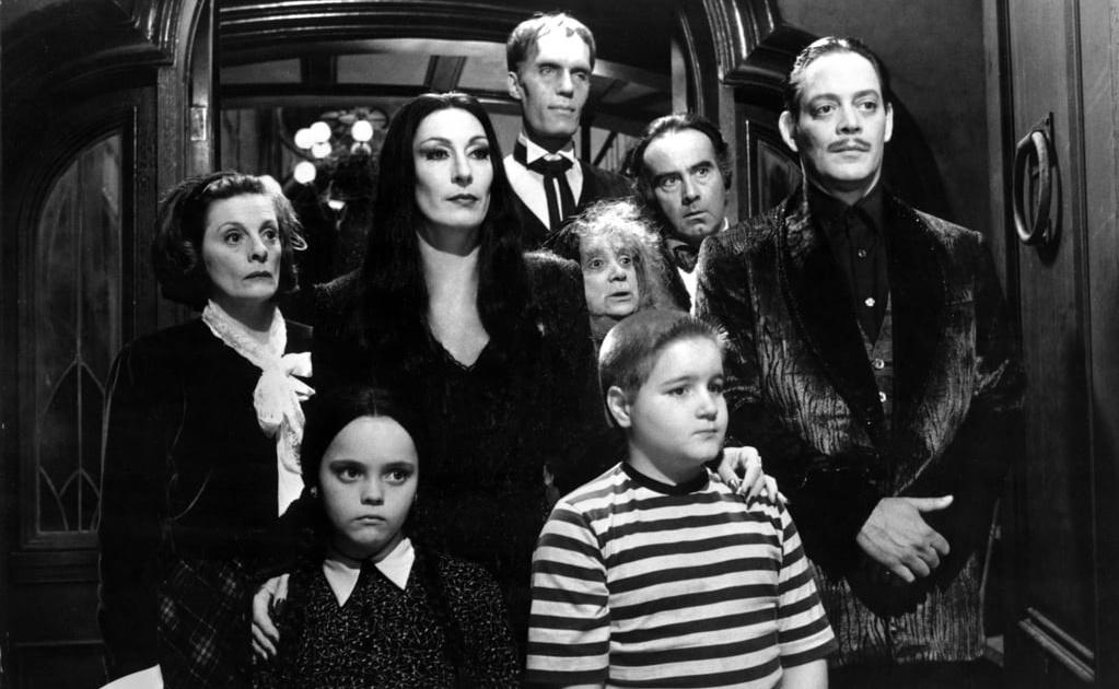Tim Burton prepara una serie live-action de Los Locos Addams