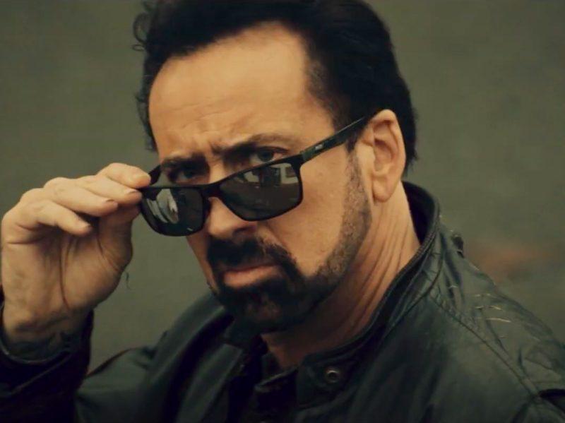 Nicolas Cage protagoniza el primer adelanto de Willy's Wonderland