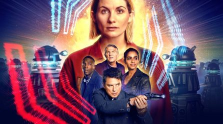 Doctor Who: Trailer del especial de Navidad y Año Nuevo