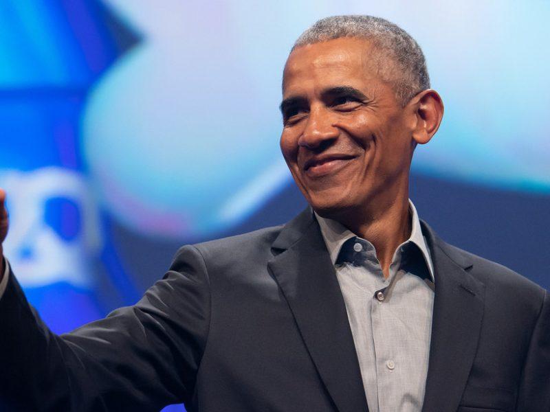 Barack Obama ya sabe quién debería interpretarlo en su biopic
