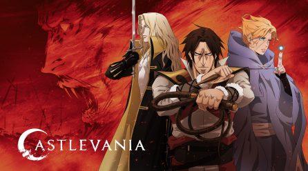 Castlevania: Primeras imágenes de la cuarta temporada