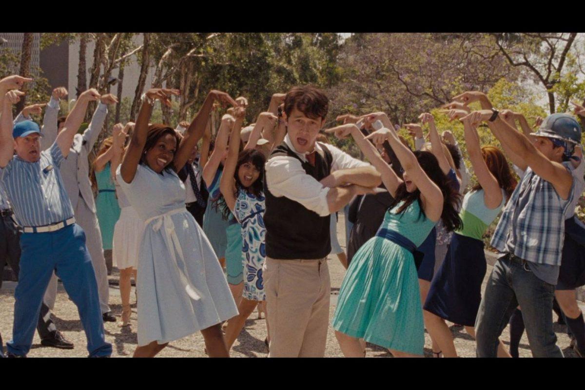 Bailes inesperados en Películas no musicales