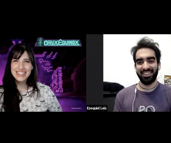 Onyx Equinox: Hablamos con la creadora y productora de la serie Sofía Alexander